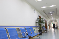 合肥北大医院环境